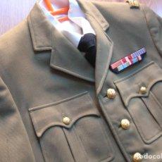 Militaria: UNIFORME COMPLETO DE GENERAL DE BRIGADA FRANCÉS. AÑOS 60-70.. Lote 65025235