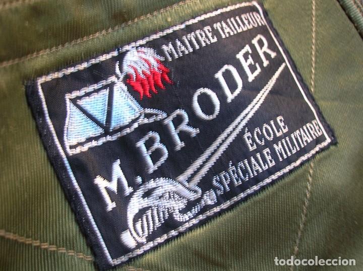 Militaria: UNIFORME COMPLETO DE GENERAL DE BRIGADA FRANCÉS. AÑOS 60-70. - Foto 5 - 65025235