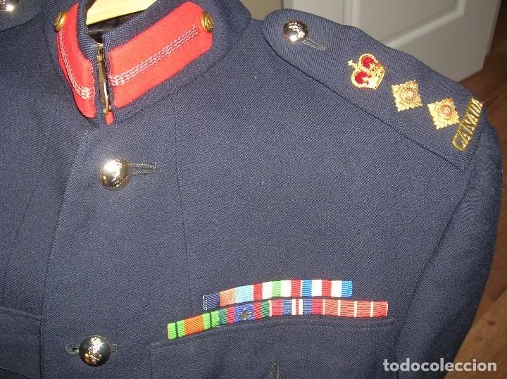UNIFORME COMPLETO DE GRAN GALA DE CORONEL BRITÁNICO. AÑOS 50-60. (Militar - Uniformes Extranjeros )
