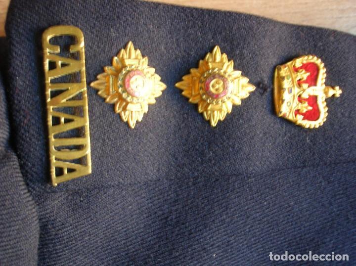 Militaria: UNIFORME COMPLETO DE GRAN GALA DE CORONEL BRITÁNICO. AÑOS 50-60. - Foto 4 - 65028239