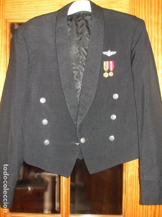 CHAQUETA DE GALA USAF (Militar - Uniformes Extranjeros )