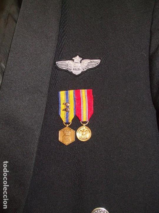 Militaria: CHAQUETA DE GALA USAF - Foto 2 - 67029094