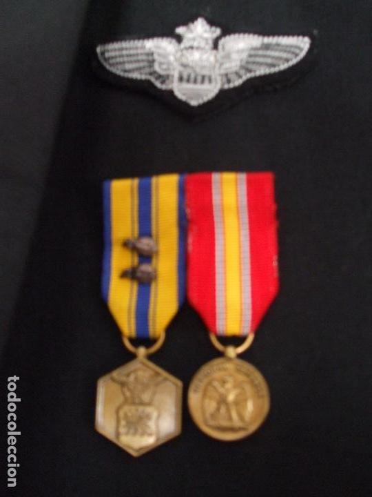 Militaria: CHAQUETA DE GALA USAF - Foto 4 - 67029094