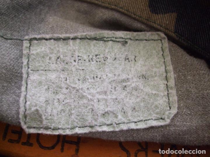Militaria: AUTÉNTICA CAMISA CHAQUETA CAMUFLAJE US ARMY WOODLAND - Foto 8 - 182064676