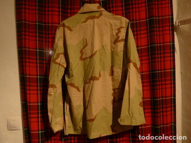 Militaria: Guerrera de uniforme de camuflaje americana, de Estados Unidos, desert. - Foto 5 - 69525309