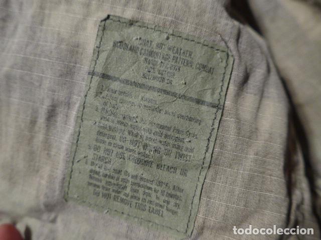 Militaria: Guerrera de uniforme americano, US Marines. Estados Unidos. - Foto 7 - 69547741