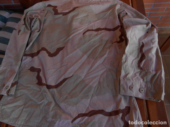 Militaria: Guerrera arida Teniente coronel US 1ª guerra del golfo Paracaidistua airborne y Boina verde - Foto 12 - 70298149
