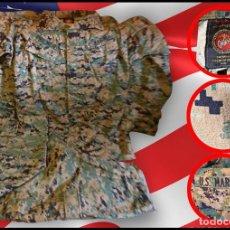 Militaria: UNIFORME ORIGINAL MARPAT MARINES USA, VERSIÓN BOSCOSA. Lote 71529299