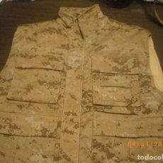 Militaria: CHALECO CON FORRO AMERICANO, NUEVO. Lote 71564983