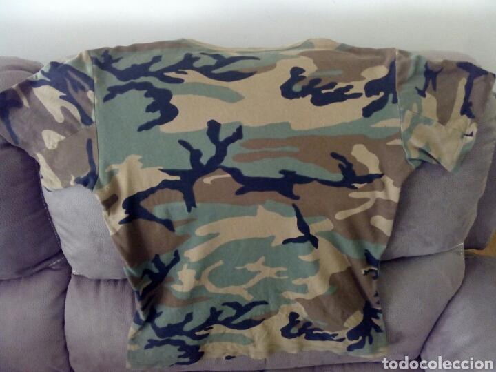 Militaria: Camiseta #ejercito #alemán año 1999 - Foto 2 - 71680479