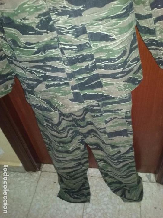 Militaria: UNIFORME DE CAMUFLAJE. BANDAS DE TIGRE. - Foto 4 - 71756571