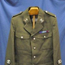 Militaria: REINO UNIDO. GUERRERA Y CAMISA DEL IX Y XII DE LANCEROS. 2º DRESS ARMY 1980 PATTERN.. Lote 72037811