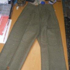 Militaria: PANTALON BATTLEDRESS MUJER UNIFORME BRITÁNICO 2ª GM. Lote 72261315