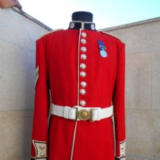 Militaria: GUERRERA BRITÁNICA DEL 2º.REGIMIENTO (COLDSTREAM GUARDS), 100% ORIGINAL. TALLA M. EXCELENTE ESTADO. Lote 72862751