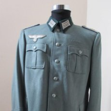 Militaria: FELDBLUSE TENIENTE MEDICO ALEMANIA II GUERRA MUNDIAL. Lote 73458943