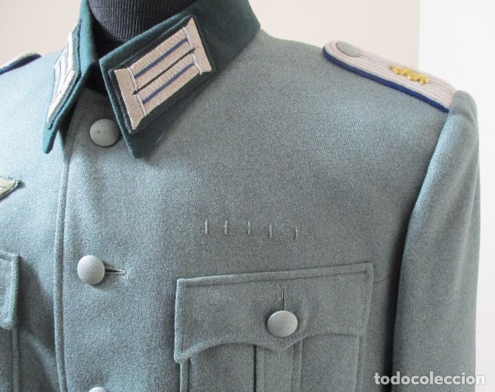 Militaria: FELDBLUSE Teniente medico ALEMANIA II GUERRA MUNDIAL - Foto 2 - 73458943