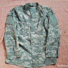 Militaria: GUERRERA US ARMY CAMO ACU FLAME RESISTANT. Lote 74214323