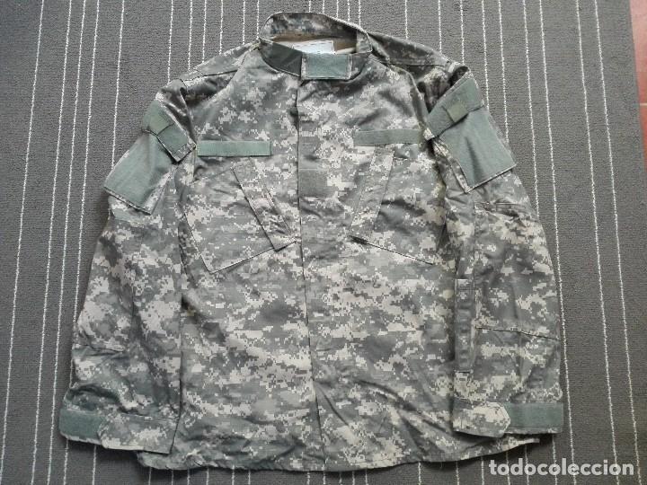 GUERRERA US ARMY ACU. LARGE REGULAR (Militar - Uniformes Extranjeros )