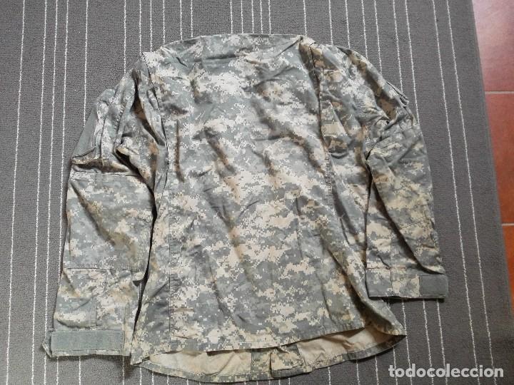 Militaria: Guerrera US Army ACU talla Medium Long como nueva - Foto 2 - 74253155