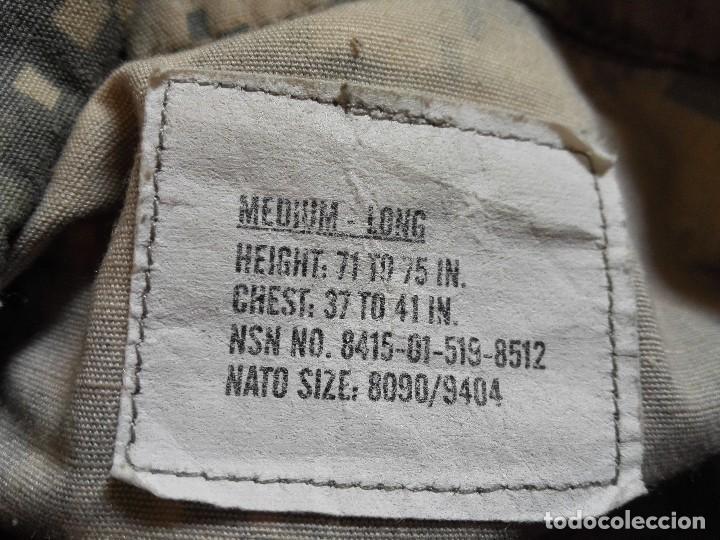 Militaria: Guerrera US Army ACU talla Medium Long como nueva - Foto 3 - 74253155