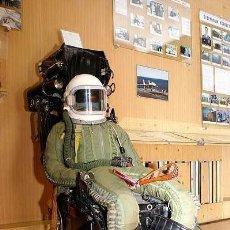 Militaria: TRAJE DE PILOTO SOVIÉTICO (RUSO) MONO DE VUELO. Lote 74503363