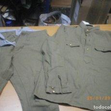 Militaria: UNIFORME RUSO GIMNASTIORKA SEGUNDA GUERRA MUNDIAL. Lote 75140391