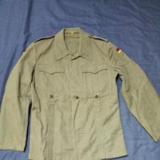 Militaria: GUERRERA ALEMANA BUNDESWHER MOLESKIN GUERRA FRIA. Lote 76399691