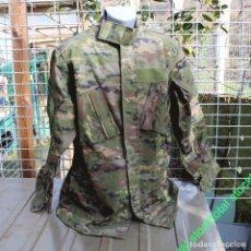 Militaria: TRAJE COMPLETO CHAQUETA Y PANTALON CAMO VERDE TALLAS 30544-SPV M TALLA L. Lote 76437803