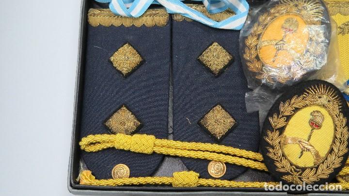 Militaria: DISTINTIVOS DE UNIFORME DE POLICIA ARGENTINA - Foto 5 - 76943949
