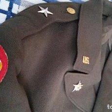 Militaria: CHAQUETA / GUERRERA GENERAL DE BRIGADA EJÉRCITO ESTADOS UNIDOS SEGUNDA GUERRA MUNDIAL. Lote 82219048