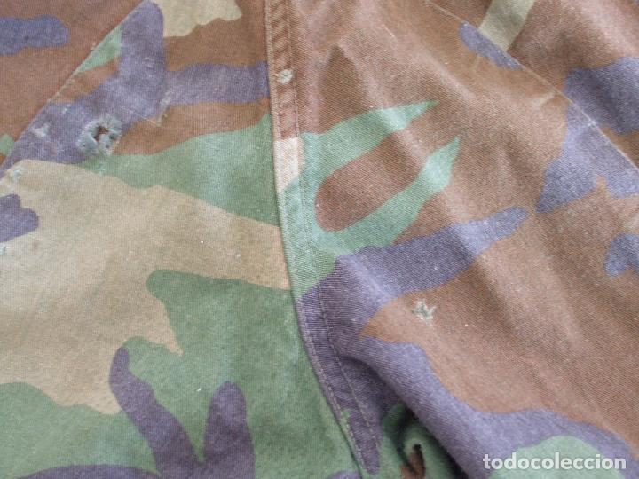 Militaria: PANTALON CAMUFLAJE US ARMY WOODLAND VINTAGE - Foto 8 - 83004004