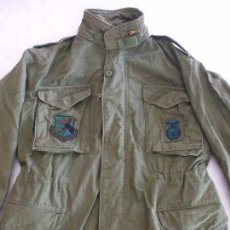 Militaria: ABRIGO VINTAGE US ARMY - COAT, COLD WEATHER: FIELD. Lote 83008616