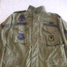 Militaria: ABRIGO VINTAGE US ARMY - COAT, COLD WEATHER: FIELD OG-107. Lote 83009976