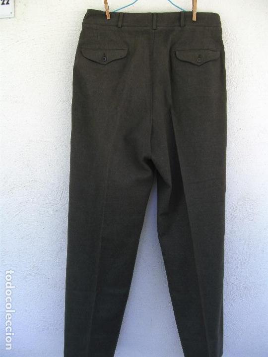 Militaria: Pantalones EE.UU, lana m51,pantalón militar m1951, guerra de Corea y post,talla 34-33 (44 española) - Foto 3 - 83687800