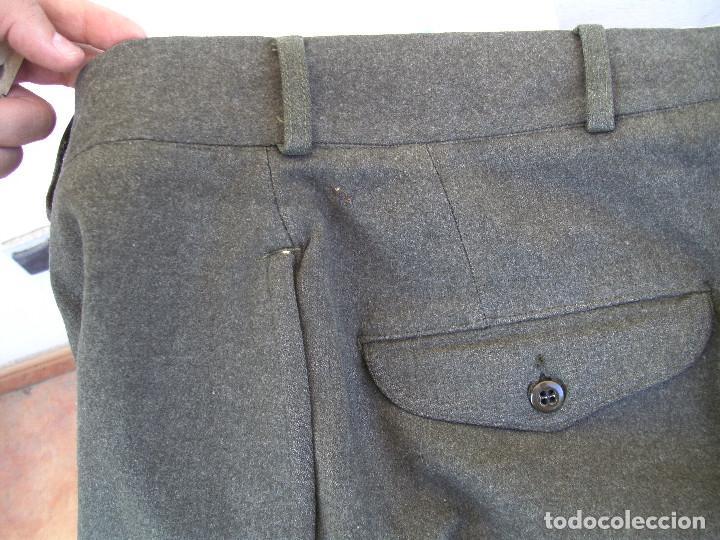 Militaria: Pantalones EE.UU, lana m51,pantalón militar m1951, guerra de Corea y post,talla 34-33 (44 española) - Foto 7 - 83687800
