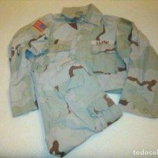 Militaria: UNIFORME USA CAMUFLAJE DESIERTO.. Lote 85085192