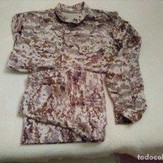 Militaria: UNIFORME ARIDO PIXELADO DE LOS MARINES.. Lote 85085304
