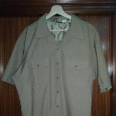 Militaria: USN. US NAVY. CAMISA DE MANGA CORTA DE UNIFORME. Lote 85553624