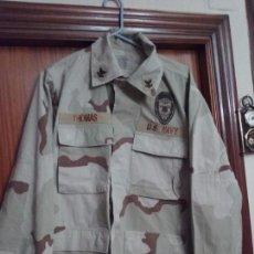 Militaria: US NAVY. UNIFORME DE DESIERTO. POLICIA NAVAL. BAHREIN. Lote 87679908
