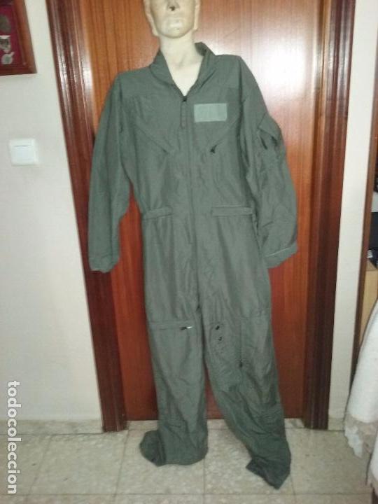 USAF. MONO DE VUELO (Militar - Uniformes Extranjeros )