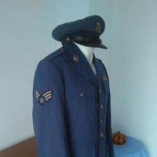 Militaria: UNIFORME DE VIETNAM DE PILOTO DE LA USAAF (100% ORIGINAL). Lote 57220409