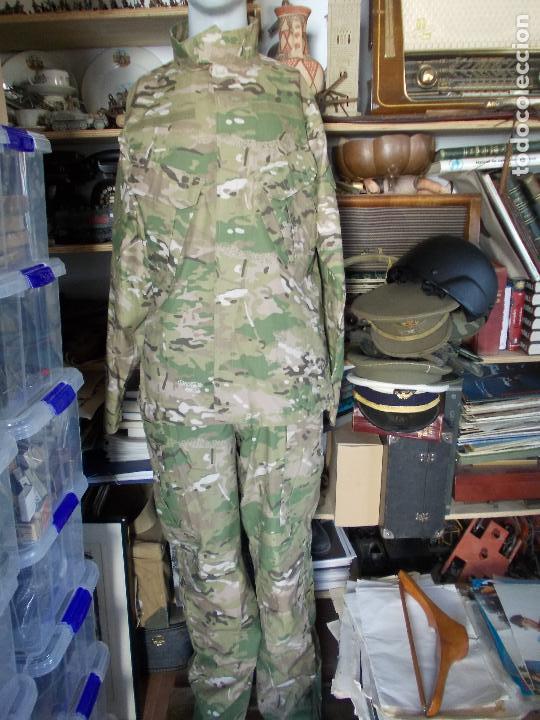 UNIFORME DE CAMUFLAJE NUEVO (Militar - Uniformes Extranjeros )