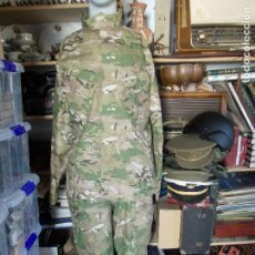 Militaria: UNIFORME DE CAMUFLAJE NUEVO. Lote 91048950