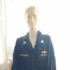 Militaria: USN. US NAVY. MONO DE UNIFORME DE UN OFICIAL. Lote 92258560