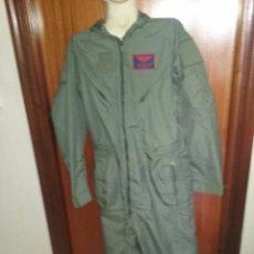 Militaria: USAF. US AIR FORCE. MONO DE VUELO CON PARCHE. Lote 93656990