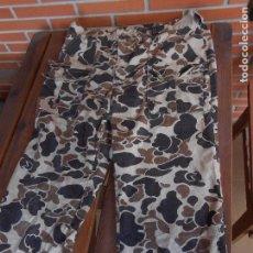 Militaria: PANTALÓN US DUCK HUNTER DESERT TALLA GRANDE. Lote 95232207