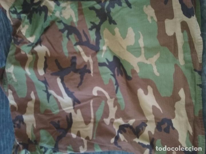 Militaria: USN. US NAVY. CHAQUETA DE UNIFORME WOODLAND - Foto 3 - 129976967
