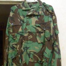 Militaria: CHAQUETA MILITAR EJÉRCITO BRITÁNICO MALVINAS O AÑOS 70-80. Lote 95809135