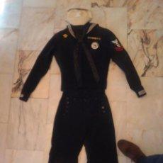 Militaria: UNIFORME DE LA MARINA SEGUNDA GUERRA MUNDIAL (100%ORIGINAL). Lote 96421643