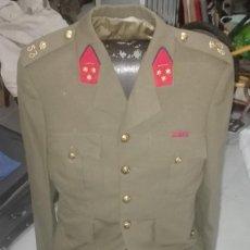 Militaria: UNIFORME ANTIGUO CAPITA INFANTERÍA BÉLGICA. Lote 96547455